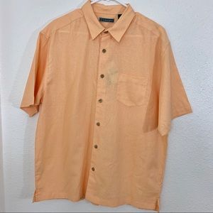 Brand new Cubavera button down shirt!